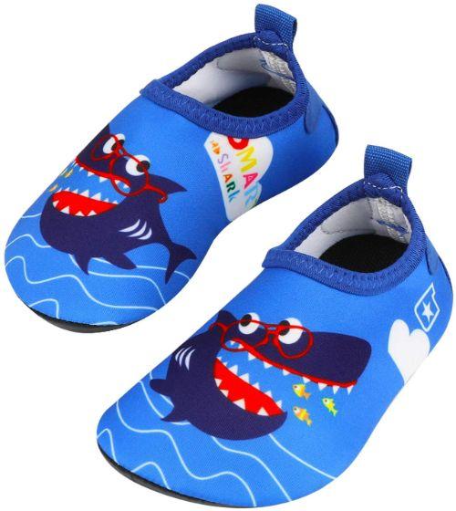 escarpines natacion niños decathlon